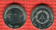 20 Mark Silbergedenkmünze 1969 DDR Gedenkmünze 220. Geburtstag Johann W... 59,00 EUR  Excl. 8,50 EUR Verzending
