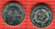 20 Mark Silbergedenkmünze 1970 DDR Gedenkmünze 150. Geburtstag Friedric... 55,00 EUR  Excl. 8,50 EUR Verzending