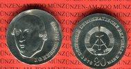 20 Mark Silbergedenkmünze 1978 DDR Gedenkmünze 175. Todestag Johann Got... 55,00 EUR  + 8,50 EUR frais d'envoi