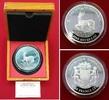 3.000 Francs CFA 5 Unzen Silber 2015 Gabun The African Springbok 'Loang... 249,00 EUR  +  8,50 EUR shipping