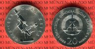 20 Mark Silbergedenkmünze 1988 DDR Gedenkmünze 100. Todestag Carl Zeiss... 220,00 EUR  Excl. 8,50 EUR Verzending