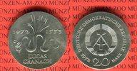 20 Mark Silbergedenkmünze 1972 DDR Gedenkmünze 500. Geburtstag von Luca... 50.20 US$ 45,00 EUR  +  9.48 US$ shipping