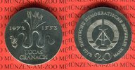 20 Mark Silbergedenkmünze 1972 DDR Gedenkmünze 500. Geburtstag von Luca... 40,00 EUR  Excl. 8,50 EUR Verzending