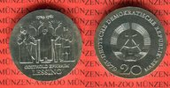 20 Mark Silbergedenkmünze 1979 DDR Gedenkmünze 250. Geburtstag Gotthold... 52,00 EUR  Excl. 8,50 EUR Verzending