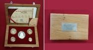 1/10, 1/4, 1/2 und 1 Unze Gold 2004 Südafrika, South Africa Krügerrand ... 193815 руб 2699,00 EUR  +  610 руб shipping
