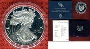 1 Dollar 2015 USA American Eagle PP in Kapsel mit Zertifikat, Originalv... 45,00 EUR  +  8,50 EUR shipping