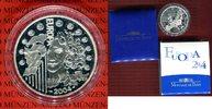 1,50 Euro Silbermünze 2004 Frankreich Europa 2004; Monnaie de Paris PP ... 25,00 EUR  Excl. 8,50 EUR Verzending