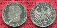 5 DM Gedenkmünze Silber 1957 Bundesrepubli...