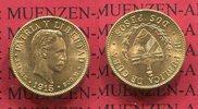 2 Pesos Goldmünze 1915 Kuba,  Cuba Goldmünze Marti prägefrisch  299,00 EUR  Excl. 8,50 EUR Verzending