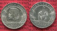 3 Mark Silber Gedenkmünze Commemorative 1929 J Weimarer Republik Deutsc... 50,00 EUR  +  8,50 EUR shipping