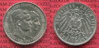 3 Mark Silbermünze 1915 Braunschweig ohne Lüneburg Regierungssantritt u... 3068.05 US$ 2750,00 EUR  +  9.48 US$ shipping