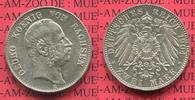 2 Mark Silbermünze 1904 E Sachsen Kursmünze leichte Tönung Circulation ... 217.55 US$ 195,00 EUR  +  9.48 US$ shipping