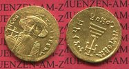Solidus AD 641-668 Byzanz Konstantinopel Constans II. siehe Bild  556.71 US$499,00 EUR546.67 US$ 490,00 EUR  +  9.48 US$ shipping