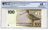 100 Gulden 1977 Niederlande Vogel in der Natur PCGS 68 Superb Gem UNC  15777 руб 215,00 EUR  +  624 руб shipping