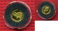 25 Dollars Goldmünze 1/25 Unze Tierwelt 1990 Cook Islands Cook Islands ... 59,00 EUR  + 8,50 EUR frais d'envoi