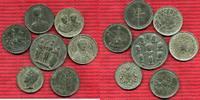 lot von 7 Zinn Medaillen 1849 ff Großbritannien Lot von 7 Zinnmedaillen... 150,00 EUR
