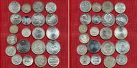Lot 21 Silbermünzen Div. Lot Silbermünzen Lot von 21 Silbermünzen aus a... 345,00 EUR