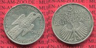 Bundesrepublik Deutschland 5 DM Gedenkmnze Silber 5 DM 1952 D, Germanisches Museum in Nrnberg 5 DM Silber