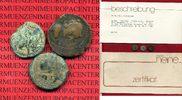 Lot von 3 antiken Bronzemünzen 3. Jh Antike Rom Lot von 3 spätrömischen... 15,00 EUR13,50 EUR