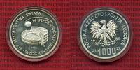 1000 Zloty Probe 1988 Polen, Poland Polen 1000 Zloty 1988, Probe, Fußba... 89,00 EUR  +  8,50 EUR shipping