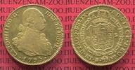4 Escudos Gold 1795 Mexico Mexico 4 Escudos Gold 1795 M  MF, Carolus II... 825,00 EUR
