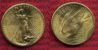 USA 20 Dollars Gold St. Gaudens Double Eagle USA 20 Dollars 1927 Gold St. Gaudens Typ Double Eagle