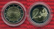 2 Euro Gedenkmünze 2007 Slowenien Römische Verträge Bankfrisch in Kapse... 22,00 EUR  excl. 8,50 EUR verzending