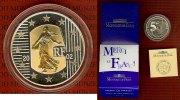 5 Euro Bimetall Gold Silber   2002 Frankreich France Frankreich 5 Euro ... 125,00 EUR115,00 EUR  +  8,50 EUR shipping