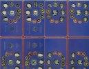 DM Kursmünzensatz komplett 4 Platten 1987 Deutschland Bundesrepublik De... 54,00 EUR  +  8,50 EUR shipping