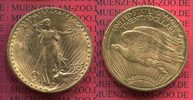 USA 20 Dollars Goldmünze Double Eagle 1923  vz-prfr. kl. rdf USA 20 Doll... 1379,00 EUR