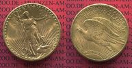USA 20 Dollars Goldmünze Double Eagle USA 20 Dollars Double Eagle St. Gaudens , 1927  Gold,