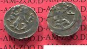 Brandenburg Denar Silber Brandenburg Denar Ludwig der Römer und Otto VIII. , 1355 - 1369