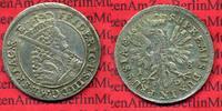 18 Gröscher Silber 1698 SD Brandenburg Preußen Brandenburg Preußen 18 G... 85,00 EUR  +  8,50 EUR shipping