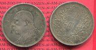1 Dollar 1914 ff China China 1 Dollar Yuan Shih Kai ca. 1914 mit chin. ... 94,00 EUR  +  8,50 EUR shipping