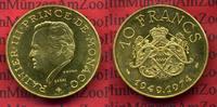 10 Francs Goldmünze 1974 Monaco Monaco 10 Francs 1974 Gold Probe Essai,... 799,00 EUR  +  8,50 EUR shipping