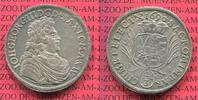 2/3 Taler 1690 Sachsen Albertinische Linie Sachsen Johann Georg III., 1... 420,00 EUR410,00 EUR  +  8,50 EUR shipping