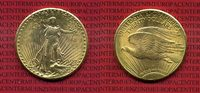 USA 20 Dollars Gold St. Gaudens Double Eagle 1927 vz-prfr. USA 20 Dollar... 1495,37 EUR
