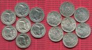 Lot 7 x 3 Mark Silber 1911 Württemberg Württemberg 3 Mark 1911, Silberh... 250,00 EUR  +  8,50 EUR shipping