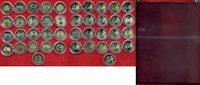 21 x 2 Euro Bimetall verschiedener Europa 2 Euro Münzen 21 x 2 Euro Ver... 79,00 EUR
