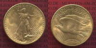 USA 20 Dollars Gold St. Gaudens 1922 vz-prfr. USA 20 Dollars 1922 Gold S... 1399,00 EUR +  18,00 EUR shipping