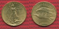 USA 20 Dollars St. Gaudens Double Eagle USA 20 Dollars 1922 Gold St. Gaudens Typ,
