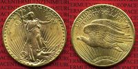 20 Dollars Dollar Gold 1927 USA St. Gauden...