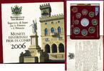 Kursmünzensatz 2006 San Marino San Marino Kursmünzensatz 2006 1 Cent bi... 52,00 EUR  +  8,50 EUR shipping