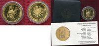 100 Euro Goldmünze 1/2 Unze 2003 A Deutsch...