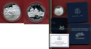 USA 1 Dollar Commemorative Silber 2007 PP ...