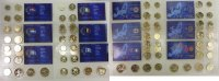6 x KMS Euro verschiedene Diverse Euroländer Euroländer KMS 1 Cent bis ... 85,00 EUR  +  8,50 EUR shipping
