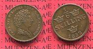 1/6 Skilling Kupfer 1832 Schweden, Sweden Schweden 1/6 Skilling 1832 Er... 99,00 EUR  +  8,50 EUR shipping