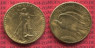 USA 20 Dollars USA Double Eagle St. Gaudens 1925 vz-prfr USA 20 Dollars ... 1399,00 EUR +  18,00 EUR shipping