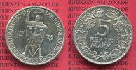 5 Mark Weimarer Republik Gedenkmünze 1925 A Weimarer Republik Deutsches... 95,00 EUR