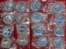 8 x 1 Dollar Farbmünzen Tiermotive 2009 Fiji,  Tiermotive, Elefant, Pan... 95,00 EUR  +  8,50 EUR shipping